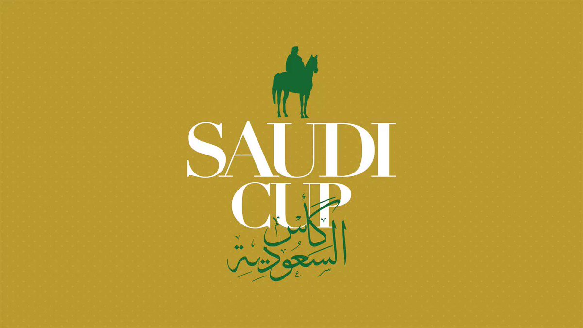 🗓️ ONE MONTH TO GO! 🗓️  Until the world's most valuable race.  🏆 #TheSaudiCup   Sat 20 Feb