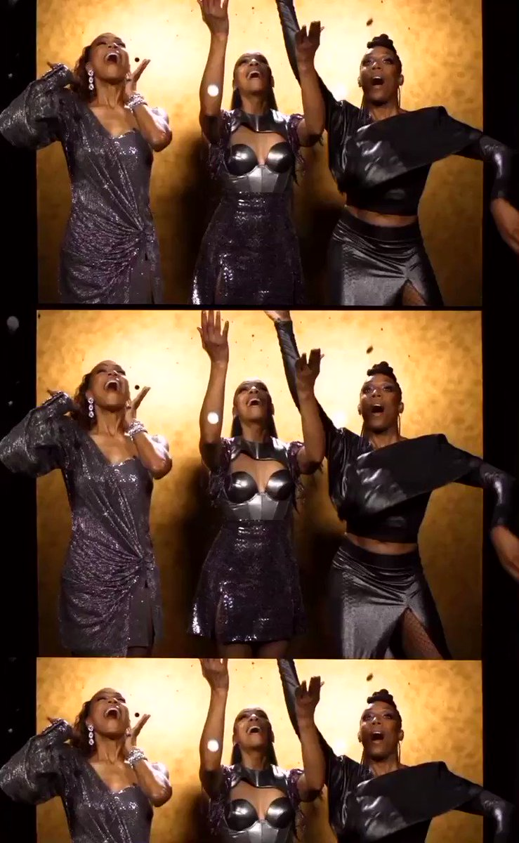 Replying to @EnVogueMusic: HAPPY NEW YEAR! Wishing you all an abundance of love, happiness and blessings! ❤️