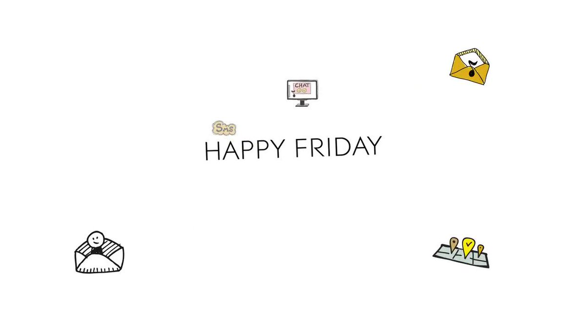 Happy Friday! Start everyday with positivity and ambition not just today, celebrate the mini moments not the milestones. https://t.co/nxsuBjgmqH