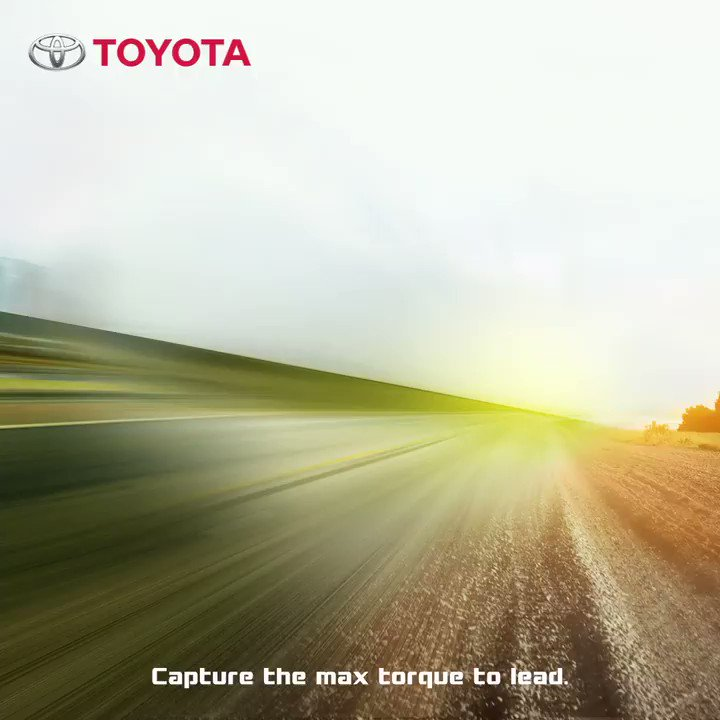 How much torque do you need to lead? Screen grab the right amount of torque you require and post it below to lead. Power-packed launch on 6th Jan 2021. Save the date! Witness it @ https://t.co/g1HaPieFMy #PowerPackedLeader #PowerUnleashed #StyleIcon #Toyota #ComingSoon https://t.co/3mG8BXM314