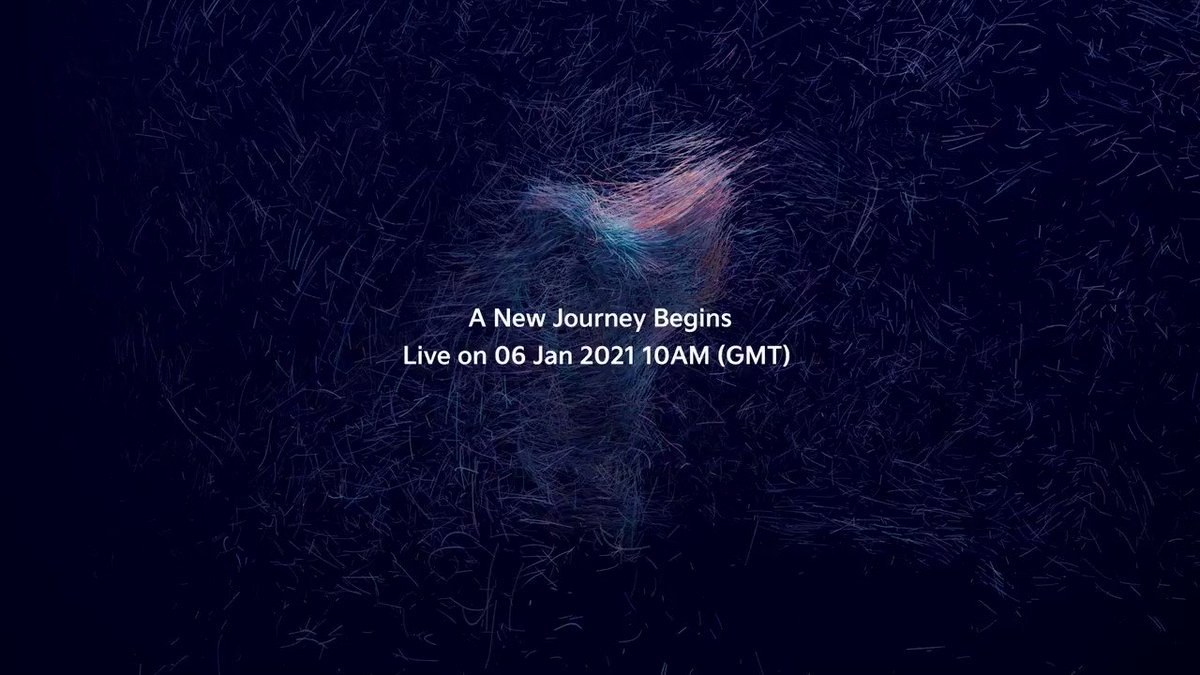 Embark on a bold new journey with us. Tune in 06 Jan 2021 10AM (GMT)  #Kia #NewKia #KiaLive #KiaComingSoon