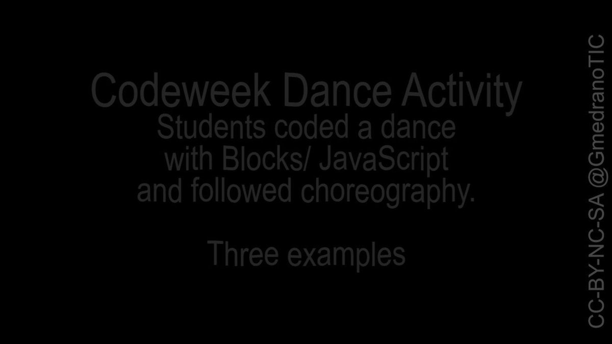 #NewYear ...dancing, but #code dancing!  My students coded in the last #codeweek dances for #CodeWeekDance and today is perfect to show them  3 ideas to respect privacy and to enjoy  Computational Thinking starts step-by-step😊  @CodeWeekEU @codeorg @educaINTEF  #CSEdWeek #codeeu