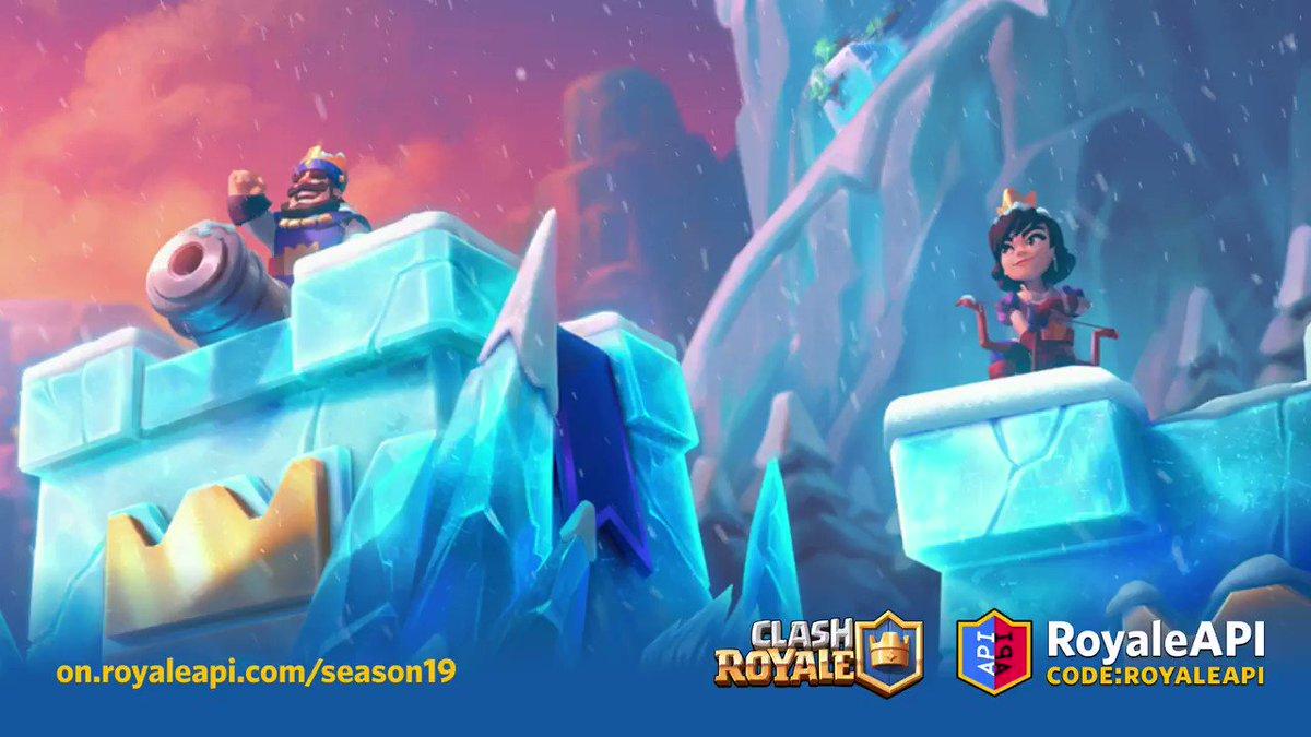Royale api clash