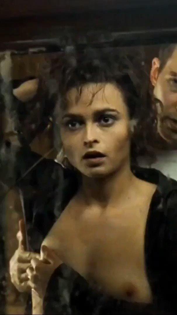 Helena Bonham Carter – Fight Club (1999)  – Celeb Nudity