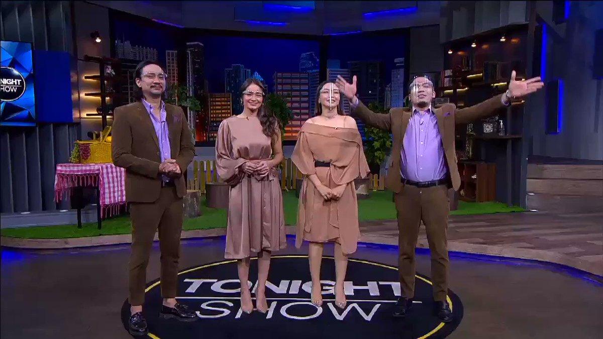 Tonight Show spesial tahun baru, malam ini guyssss jam 21.30 WIB!! GASSSSS GASSSSS GASSSS🥳 #tonightshowtahunbaruan