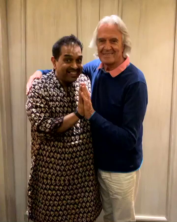 Happiest birthday to our dearest @jmcl_gtr !! Learnt so much about music and life from you !  Love you loads !!