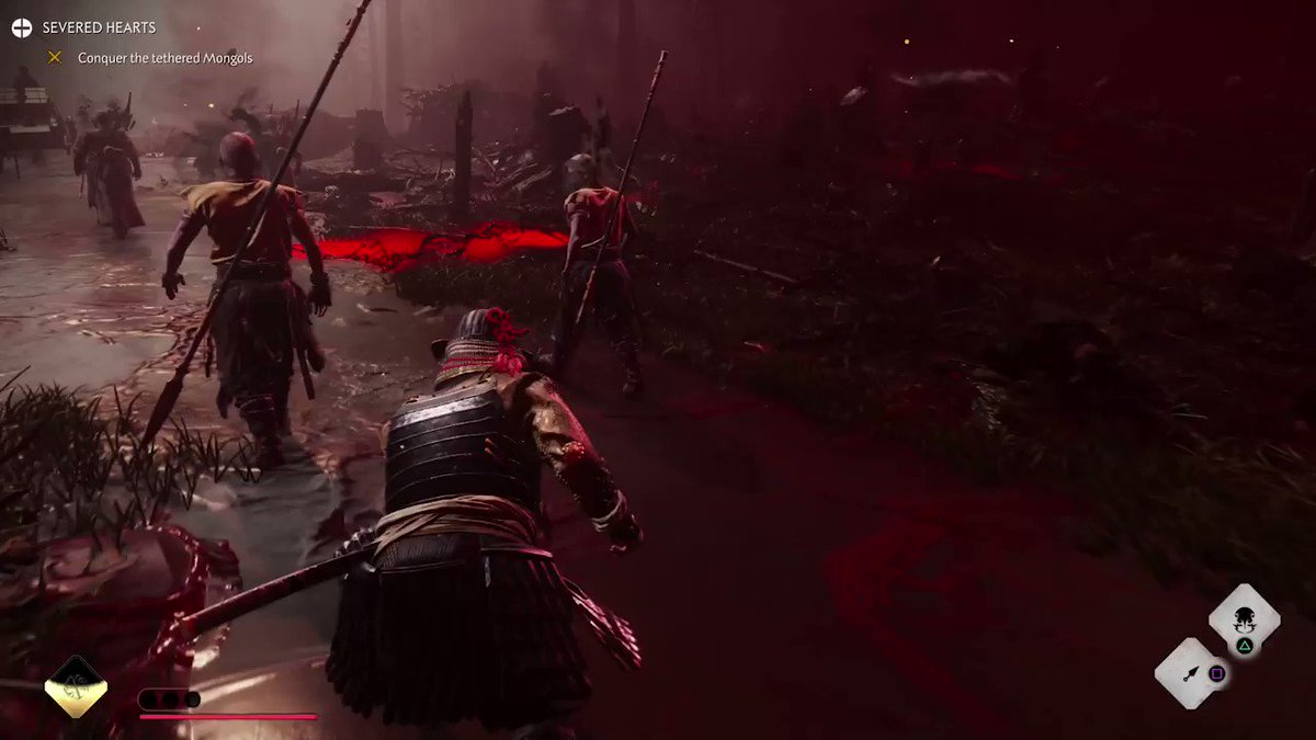 And we're back! I spent some time over the break playing Ghost of Tsushima at 60fps on PlayStation 5 - and it makes a great game play so much better.