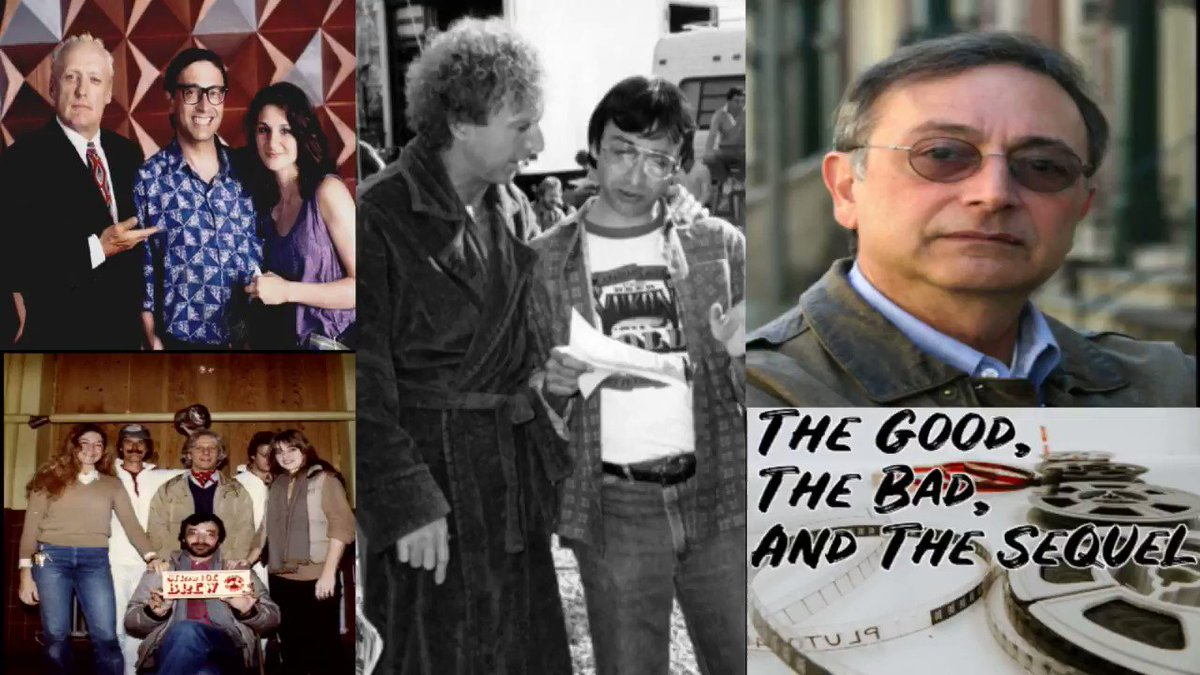 Need to escape on this #Saturday with a great #behindthescenes #Hollywood story? Well listen to #oscar nominated Art #director David L Snyder. Snyder's worked w/ #TimBurton, #GeneWilder, #RodneyDangerfield, #CarlReiner, and so many more. Listen  #movies #tv
