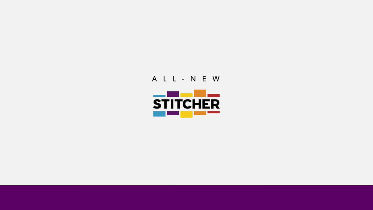 New Year, New Beginnings! More features, more functionality, and much more to come with the all new Stitcher app! 🎉 https://t.co/090P0r9tB1