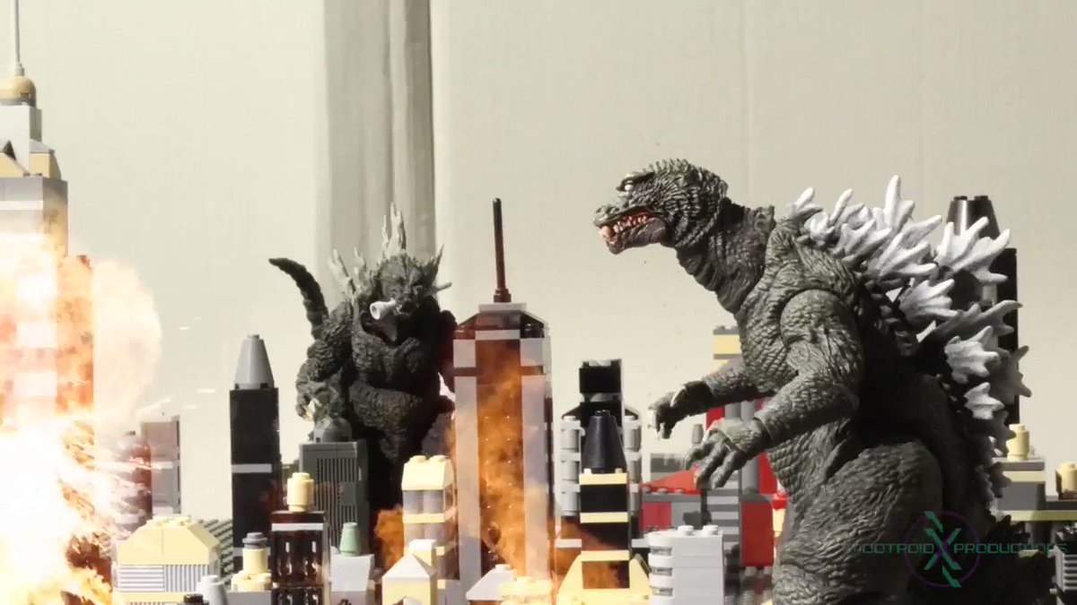 """""""I spent two years working on my stop motion magnum opus, 'Pexachu versus Godzilla.'""""   by u/sock_bread"""