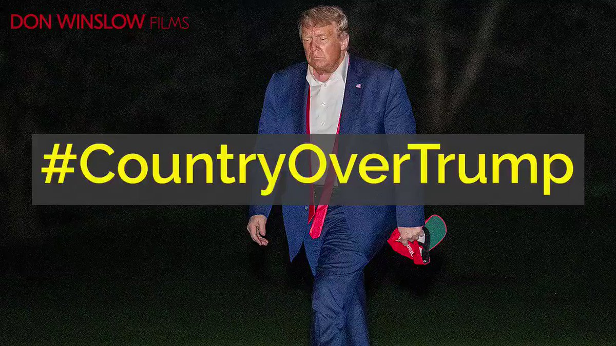 NEW VIDEO: #CountryOverTrump  VOLUME UP!  Over 120 Republican traitors in Congress will gather on Wednesday to try and tear down this country.  This video shows what they will really be standing for.  Please share and help us get 15,000 retweets today!