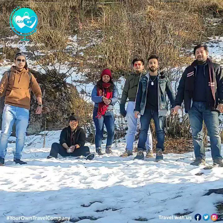 Our post-pandemic #happyclients with our #Tosh #GroupTourPackage  Thank you for Choosing #GoByHolidays  #YourOwnTravelCompany #himachalpradesh #himachal #kheergangatrek #parvativalley #toshvalley #kasol #manali #tirthanvalley #tirthan #kheerganga #mcleodganj #triund #dharamshala
