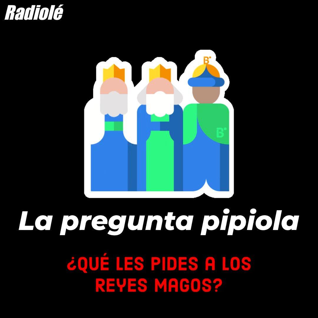 Image for the Tweet beginning: ¿Cuál sería el mayor regalo