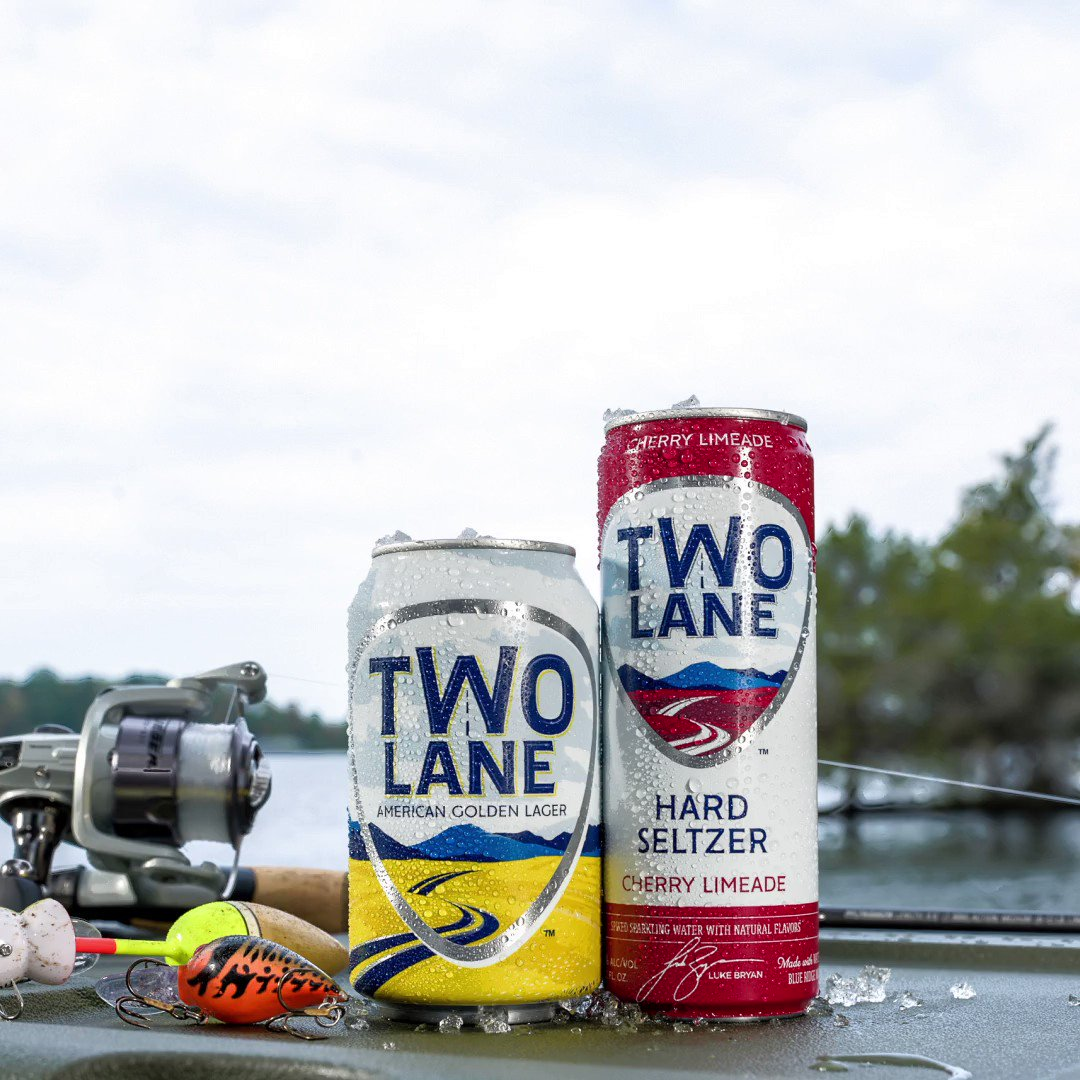 We might not know what 2021 looks like, but sure hope it looks something​ like this. Looking forward to bringing back Two Lane Lager and Hard Seltzer​ this spring. #twolanelager #twolanehardseltzer