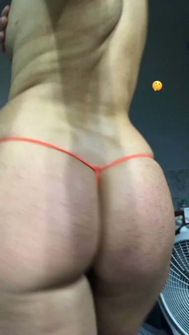 What day is it...humpday.  Show some love for a tiny thong on a freckled butt! @impliedmag #HumpDayHappiness