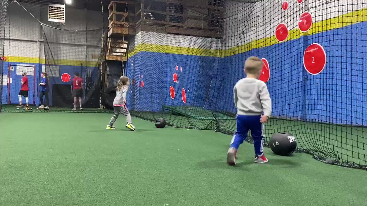 Picked up the Top Prospects in the 2035 and 2037 classes last weeks for the Velo Program! Let's goo!!!! 😉  #baseball #softball #velo #studs #DaddysBabies