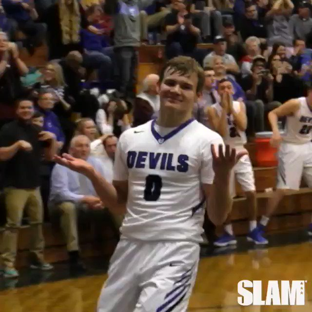 Is Mac one of the 5 most exciting HS players of the past decade⁉️ Happy BDAY @McclungMac 🎉