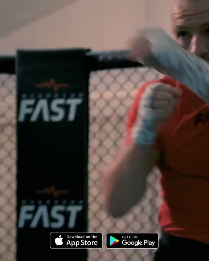 My all-new McGregor FAST app is now live. Download today and train like a champion!