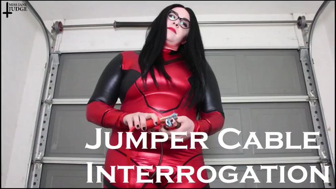 NEW VIDEO!! This clip is ELECTRIC. My energy is powerful, the scene is hot and twisted, and the special