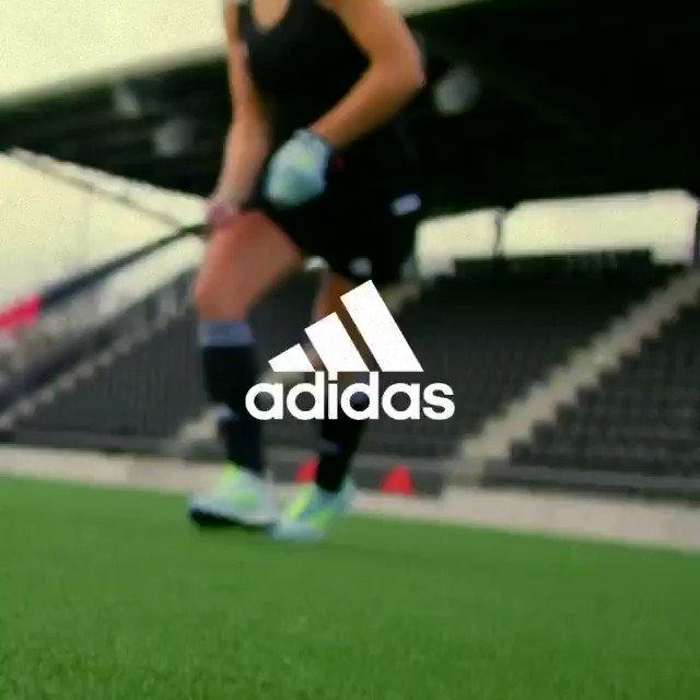 The Fabela X shoes Power in every step. 💥 🙌🏼 #MRCricketHockey #Cricket #Hockey #AdidasFieldHockey  @hkmartin7  --- #ReadyForSport #adidasFieldHockey #adidas #FieldHockey #Hockey