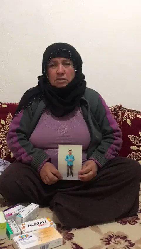 Allah aşkına kardeşimi bırakın artık! Annem ölürse sizleri affetmeyeceğiz! 17 yaşında tutukladınız ve 5 senedir cezaevinde. Lütfen yeter artık! Lütfen!!! Emsal karar var ama hala içerde. Duyuyor musunuz bizi? @abdulhamitgul