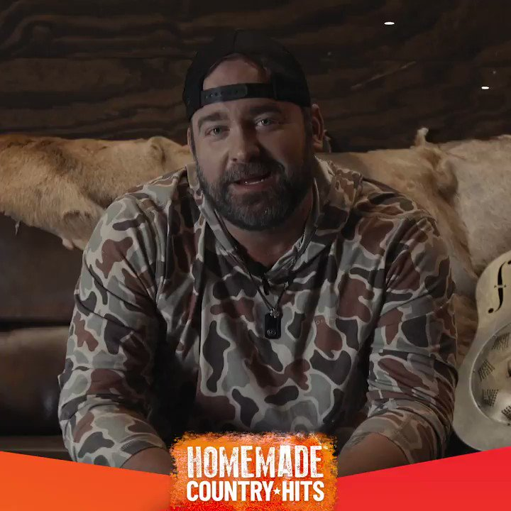 We want to hear you! Check out @leebrice explaining how we could play your music on the radio with #HomemadeCountryHits! 🎶🎸🧡
