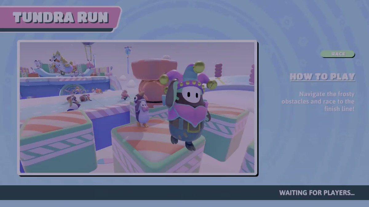 Can't believe I got this crazy Tundra Run!  Clip:   #twitch #twitchstream #twitchstreamer #games #gaming #gamer #twitchgaming #pcgaming #TwitchAffiliate #FallGuys #FallGuysSeason3 #FallGuysGame #Speedrun #Speedruns @FallGuysGame