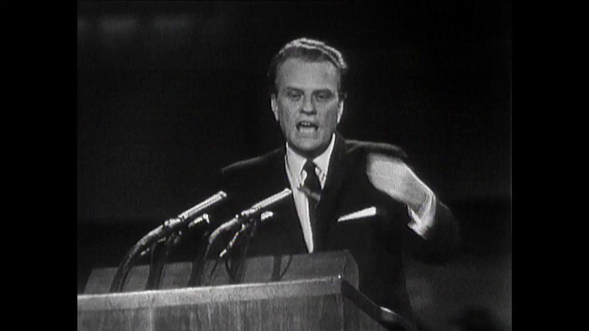 """Is your name in the Book of Life? Are you sure you're going to heaven?"" -@BillyGraham #ThursdayThoughts"