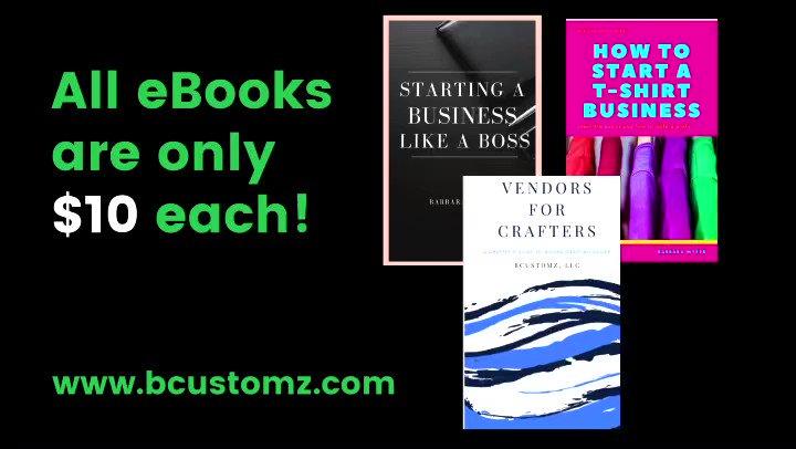 - get your ebooks to wealth - #BusinessStrategy #vendors #tshirtprinting #marketingtips #stimuluschecks #buynow #entrepreneur #bcustomz