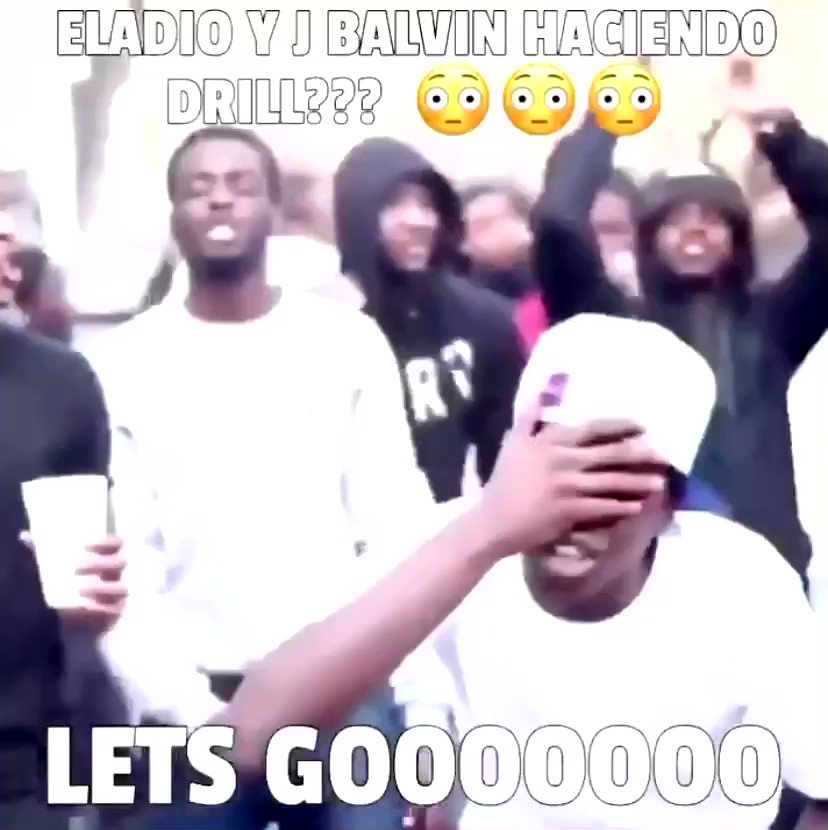 Replying to @DroInTheWind_: Good morning.   Listen to Tata by Eladio Carrion y J Balvin today