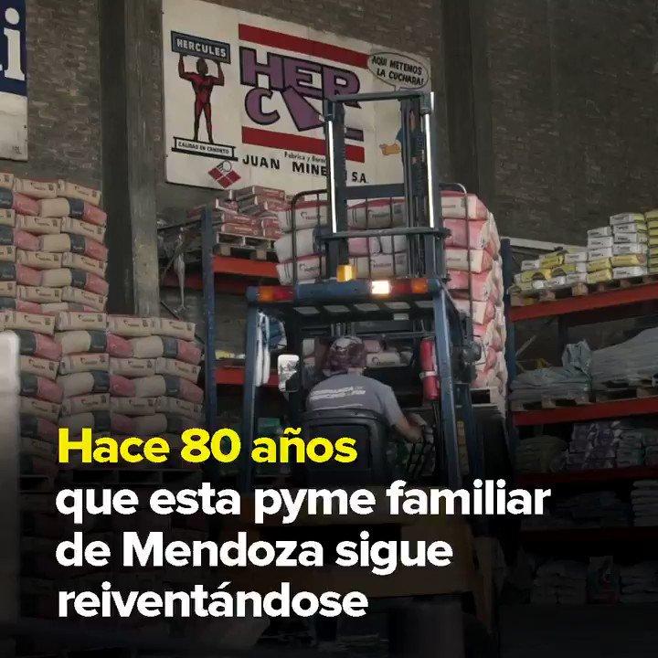 Esta pyme familiar empezó vendiendo materia prima hace más de 80 años. Actualmente Pierandrei se dedica a la comercialización de todo tipo de productos para la construcción y a través de nuestra plataforma encontró una nueva forma de vender desde Villa Nueva, Mendoza. #CodoACodo