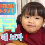 いぬのおまわりさん歌うののかちゃん!それに対する韓国の方のコメントが素敵。優しい世界