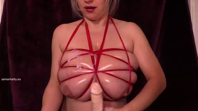 Another vid sold! breast bondage, lactate  & cumshot https://t.co/jTxyBXWqzD #MVSales https://t.