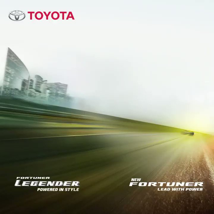 The new Legender and Fortuner packs a powerful punch. Their high performance diesel engines with 6-speed AT churns out 500 Nm torque and 204 PS power.  Ebook now! Visit: https://t.co/0BFxesNyUY   #PoweredInStyle #PowerToLead #NewFortuner #Legender #Toyota #ToyotaIndia https://t.co/IlNqnjtE4k