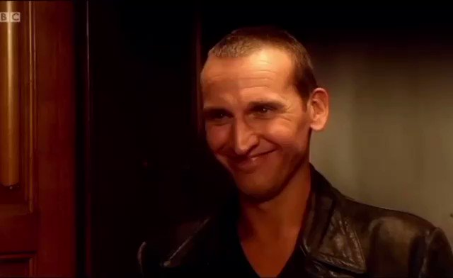 @bigfinish Me releasing this is the first time we'll see Eccleston in media in nearly 16 years