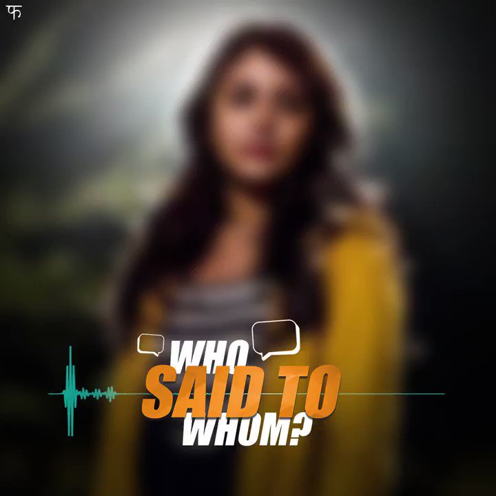 A journey that changed the course of their lives. Guess #WhoSaidToWhom and share your answers in the comments.