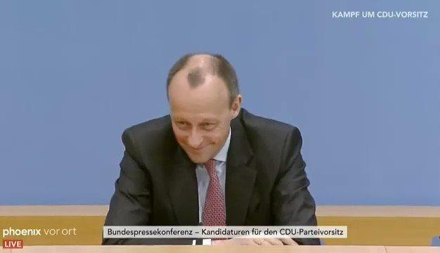 #MerzVerhindern Was wird Friedrich #Merz gegen #Rechtsradikalismus unternehmen ? Nichts, die Ausländer sind das Problem. #CDUVorsitz #CDU