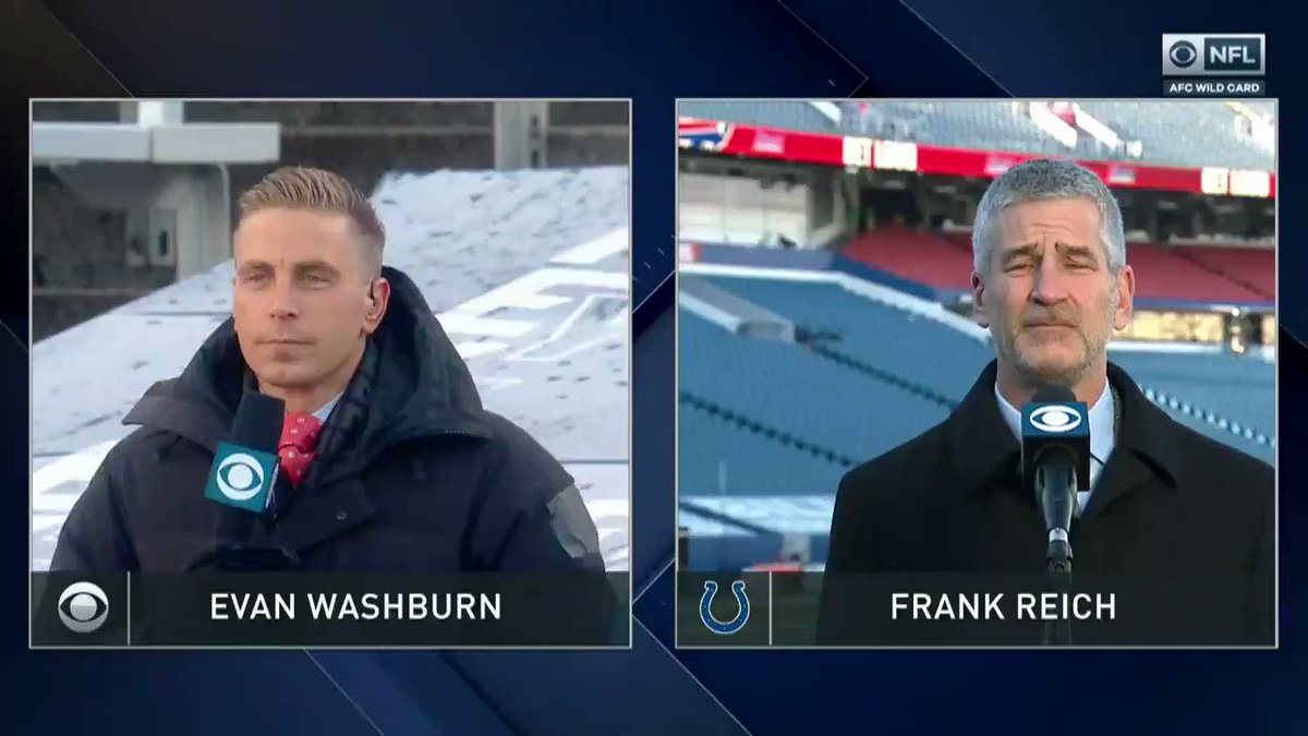 @NFLonCBS's photo on Frank Reich