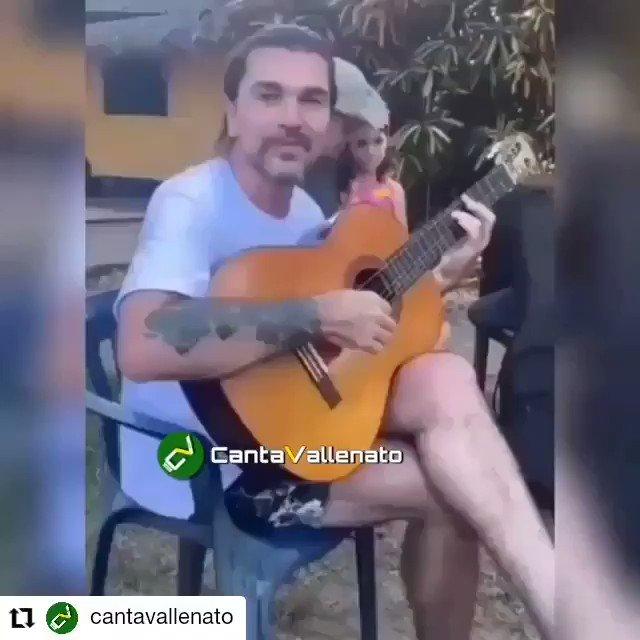 #Repost #cantavallenato Instagram  • • • • • • @juanes también se le mide a cantar vallenato 👌👏#SinMedirDistancia  #vallenato #vallenatos #juanes #diomedesdiaz #diomedes #elcaciquedelajunta