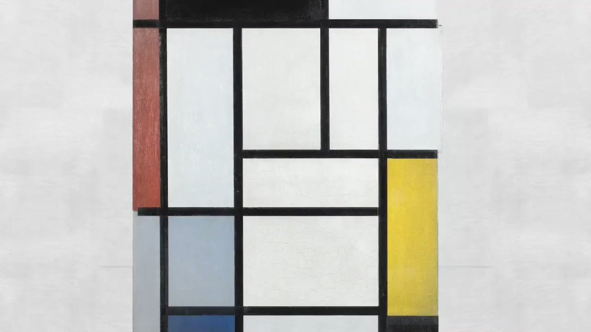"RT @BauhausMovement ""The man who changed everything. How Piet #Mondrian, Member of #DeStijl Movement, became the world's greatest abstract geometrist. """