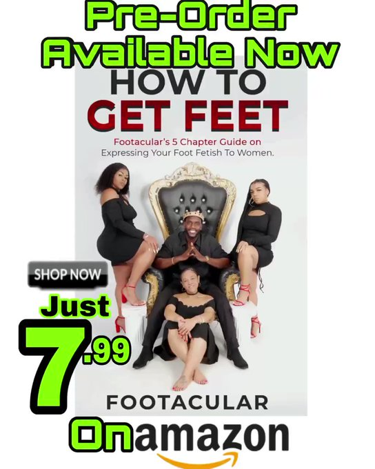 """🔱GOD of FOOTJOB🔱: Cum Shot Compilation. Learn """"How To Get Feet""""                              👇🏾 https://t"""