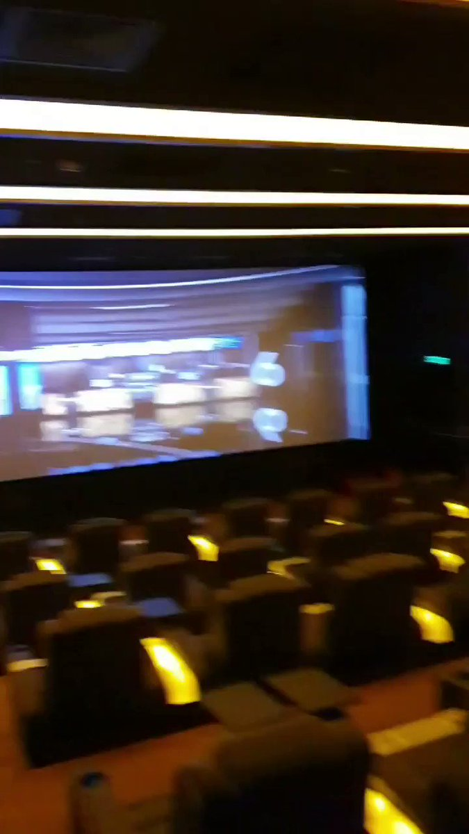 A big shout out to @INOXMovies ! Experienced their wonderful safety measures and hygiene standards recently while watching @WonderWomanFilm at Insignia. All apprehensions allayed! Felt pampered and safe both! THANKYOUUUU team Inox ! #inox #StaySafe #WonderWoman1984