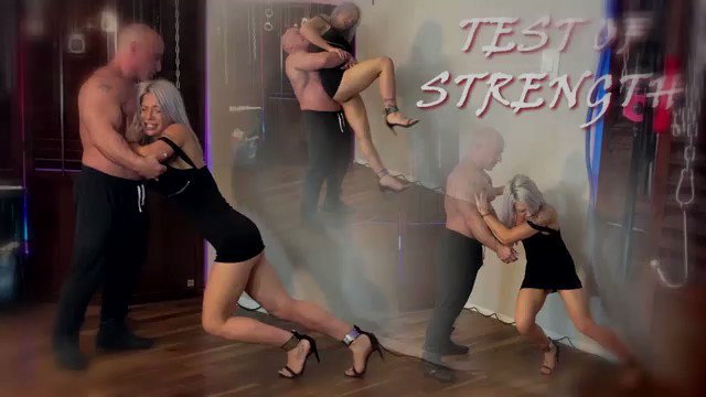 TEST OF STRENGTH *HD 1080* @TonyDinoz #liftandcarry #muscledomination #fitness #bodybuilder https://t