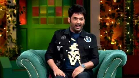 Don't miss the fun tonight 🥳 #thebigbull on #tkss #thekapilsharmashow 🙏