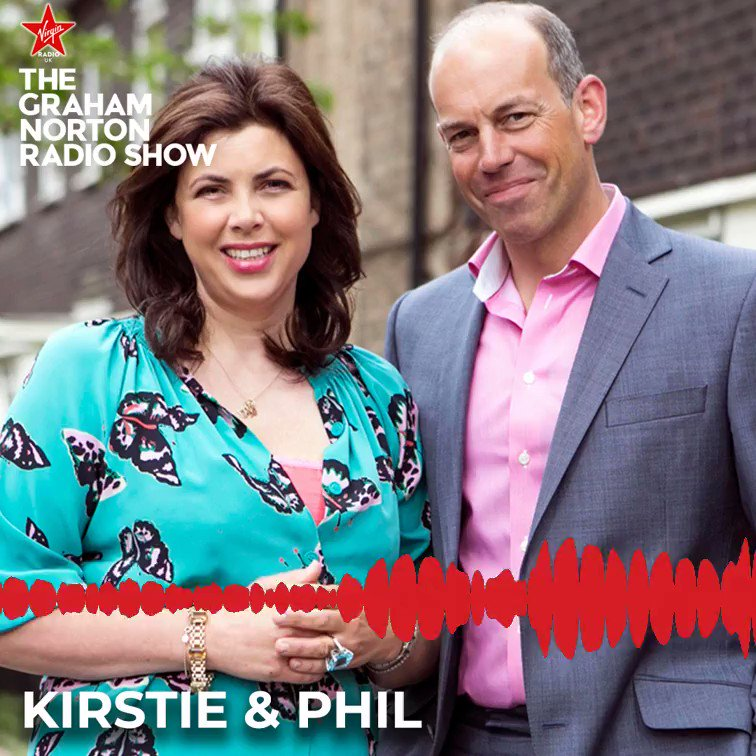 Property Powerhouse @KirstieMAllsopp & @PhilSpencerTV  return to our telly's in Kirstie & Phil's #LoveItOrListIt Wednesday's on @Channel4 📺🏠  #TheGrahamNortonRadioShow