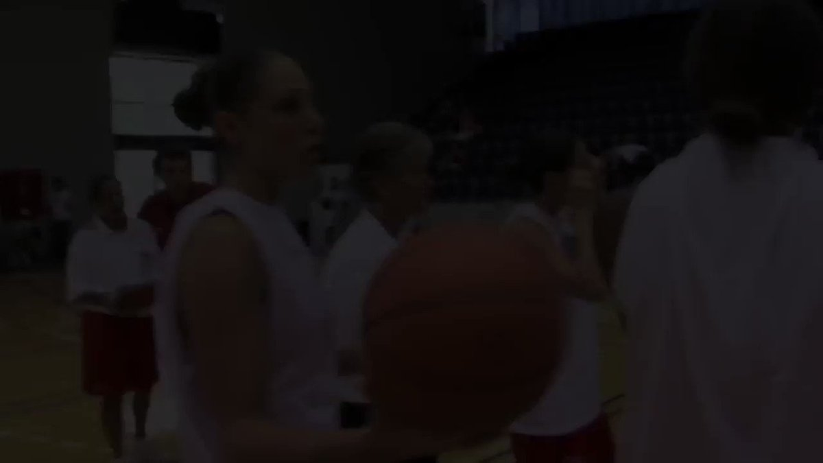 Only right to celebrate @DianaTaurasi's birthday today by looking back at some of her funniest moments 🤣  #CountIt https://t.co/mJw7siGf4C
