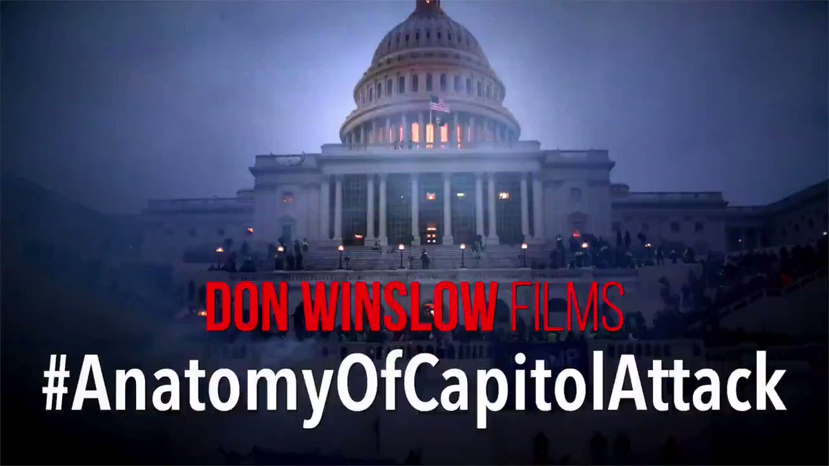 "NEW! #AnatomyofCapitolAttack   TURN SOUND ON!  I submit this video as evidence in the Impeachment of Donald Trump.  Donald Trump engaged in ""violent, deadly and seditious acts"" which betrayed his trust as President and endangered the security of the United States."