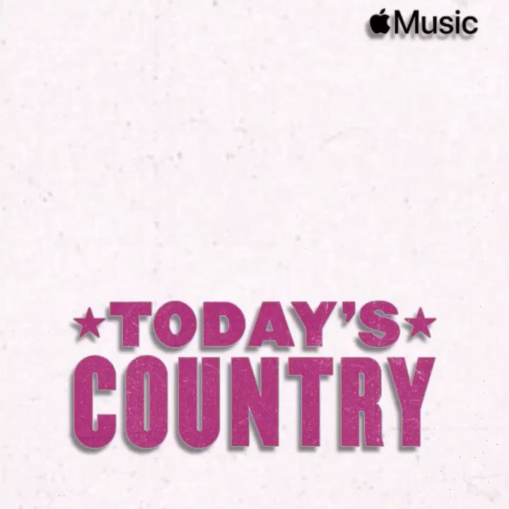 Yesss! 'Nobody Somebody' now on @applemusic's #TodaysCountry & #NewInCountry AND @spotify's #NewMusicNashville #playlist 🙌🏻🔥! Go follow and #stream on your fav platform 👌🏻🎧 ...Thanks #Applemusic & #Spotify 🙏🏻