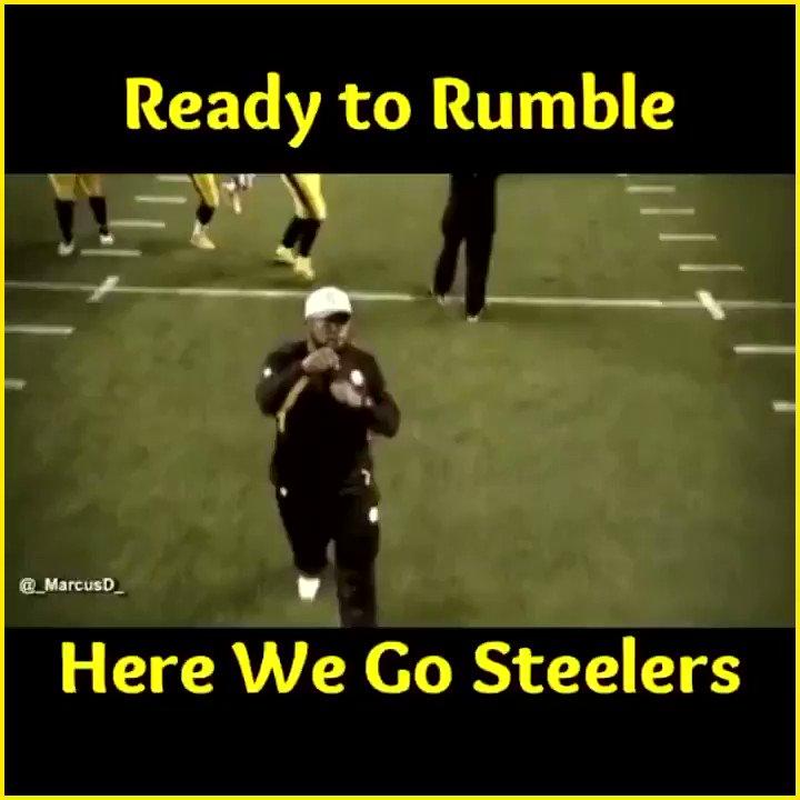Here We Go #Steelers #HereWeGo