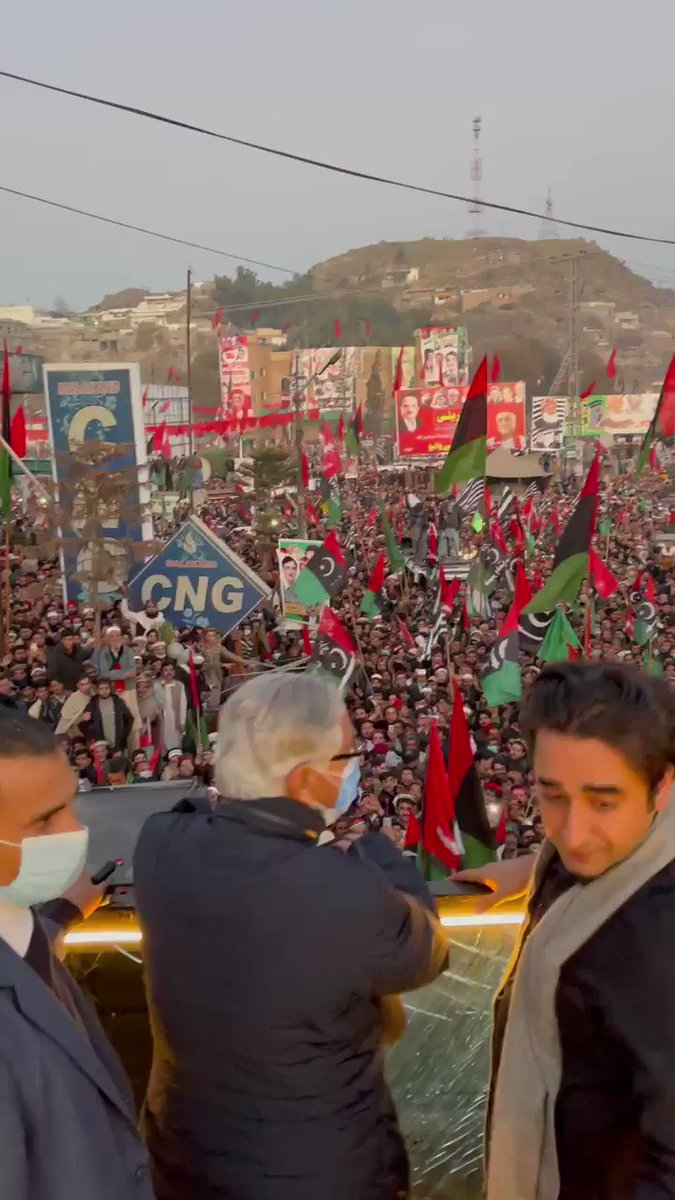 Malakand has given its verdict.